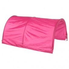 خيمة سرير للاطفال لون زهري