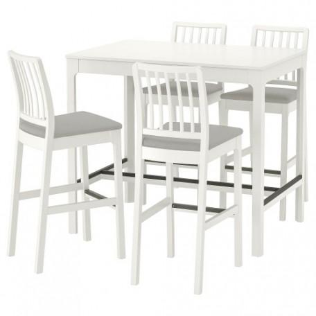 طاولة و كرسيين مرتفعات