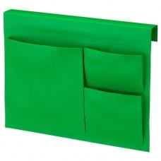 جيب سرير لون أخضر