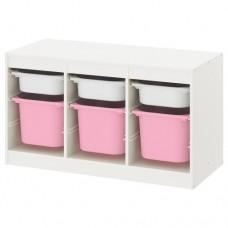وحدة تخزين تشمل 6 صناديق(3 صغار+ 3 كبار)