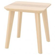 طاولة وسط خشب 118x50