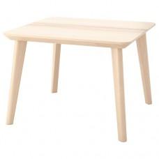 طاولة وسط خشب 45x45