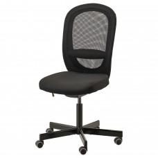 كرسي مكتب بدون ايدين