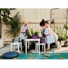 طقم طاولة اطفال + 2 كراسي