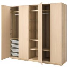 خزانة ملابس 250x236 سم عمق 60 سم