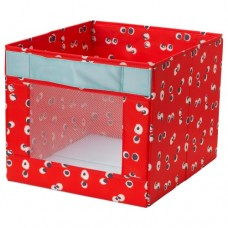صندوق لون أحمر