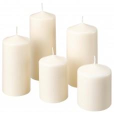 شمع بدون رائحة