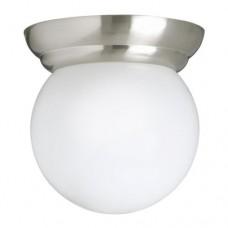 مصباح سقف/حائط لون نيكل او نحاسي