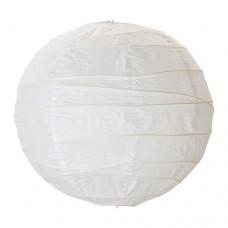 غطاء مصباح معلق لون أبيض
