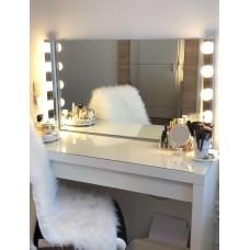 مرآة هوليوود تصميم رقم 2