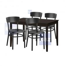 طاولة سفرة + 4 كراسي