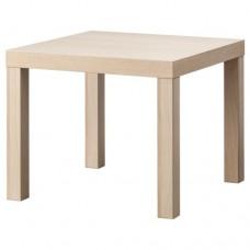 طاولة جانبية لون خشبي 55x55 سم
