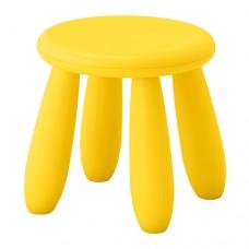 مقعد للاطفال لون اصفر