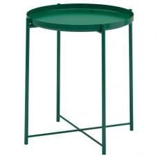 طاولة صينية لون أخضر
