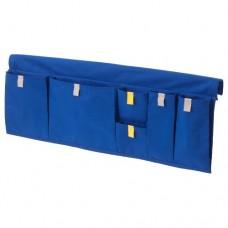 جيب سرير لون أزرق