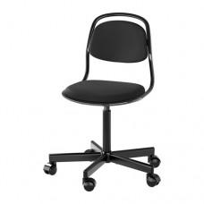 كرسي مكتب أطفال لون اسود