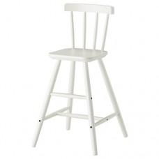 كرسي أطفال لون أبيض او اسود