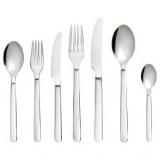 طقم أدوات تناول الطعام مكون من 56 قطعة ستنلس ستيل